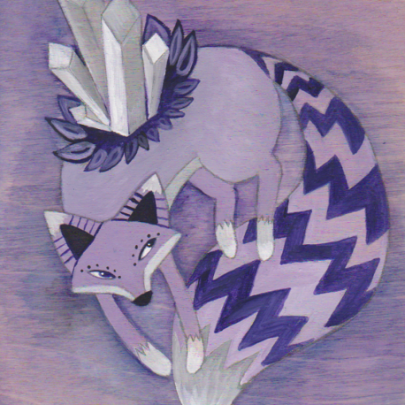 quartz-fox