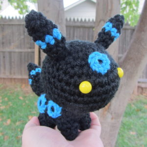 197 - Umbreon (Shiny)