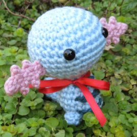 *Ready-to-Ship* – Chibi Wooper Amigurumi
